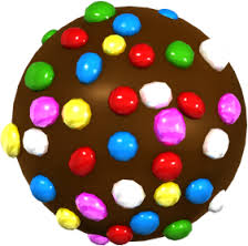 candy crush bomb